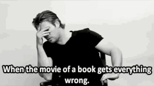 You'll never watch a film adaptation the same way again, because they'll always fill you in on what the movie missed. | 29 Reasons You Need To Date A Book Nerd
