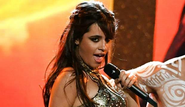 """Last week former Fifth Harmony member Camila Cabello leapt into the top 10 of Billboard's Hot 100 singles chart with """"Havana"""" featuring Young Thug. This week she takes another gia…"""