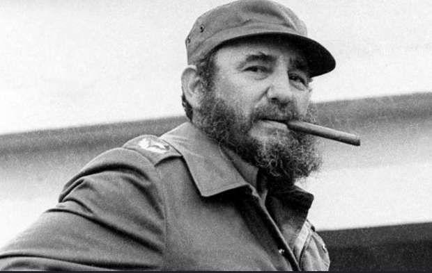 Fidel Castro 11/25/16