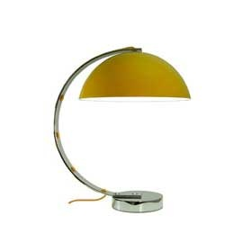 Original BTC London Spun Aluminium Desk Lamp