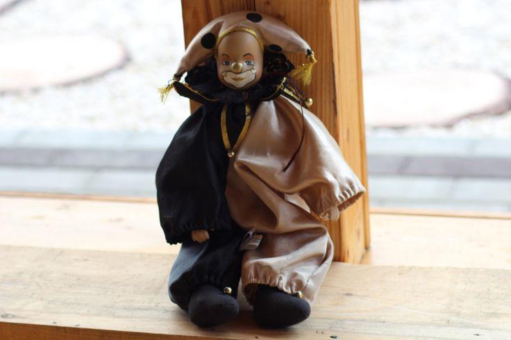 GILDE Handwerk Clown, Geschmackvolle Geschenkideen, German Collectible by Grandchildattic on Etsy
