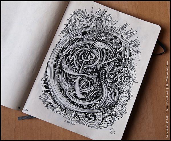 Sketchbook 2011 (vol3) on Behance
