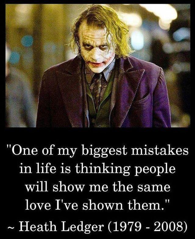 Rip Legend 22 Jan 2008 Joker Quotes Heath Ledger Joker Quotes Villain Quote