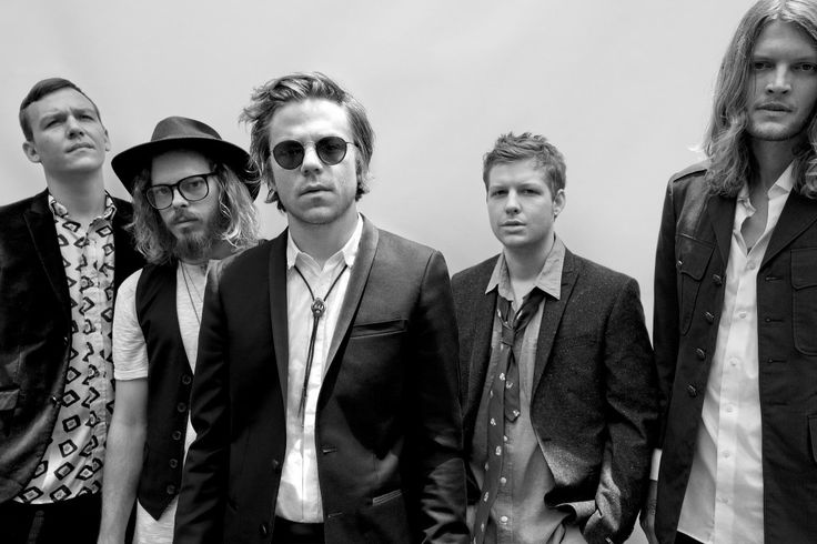 Cage The Elephant Currently In The Studio Putting Finishing Touches On Third Studio Album Due Out This Fall On RCA Records