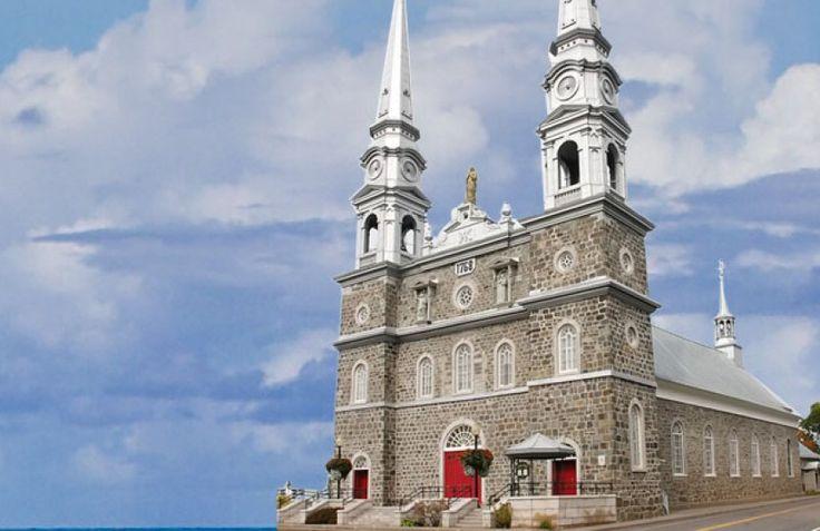 L' Église Notre-Dame-de-Bonsecours fête ses 250 ans!  - Tourisme Côte-du-Sud