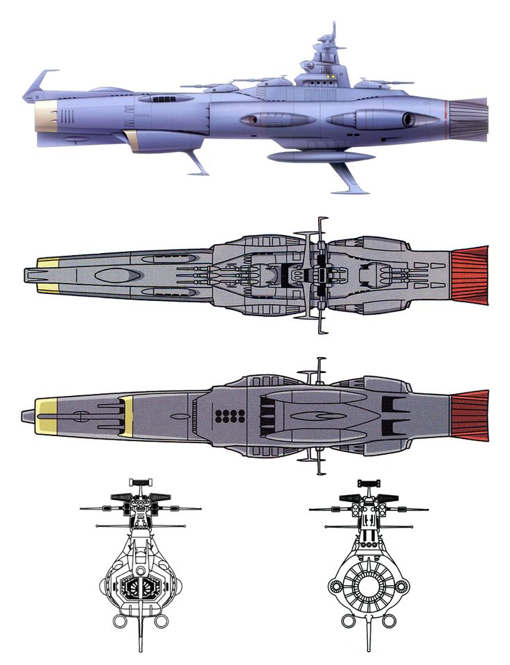anatomy of the ship yamato pdf