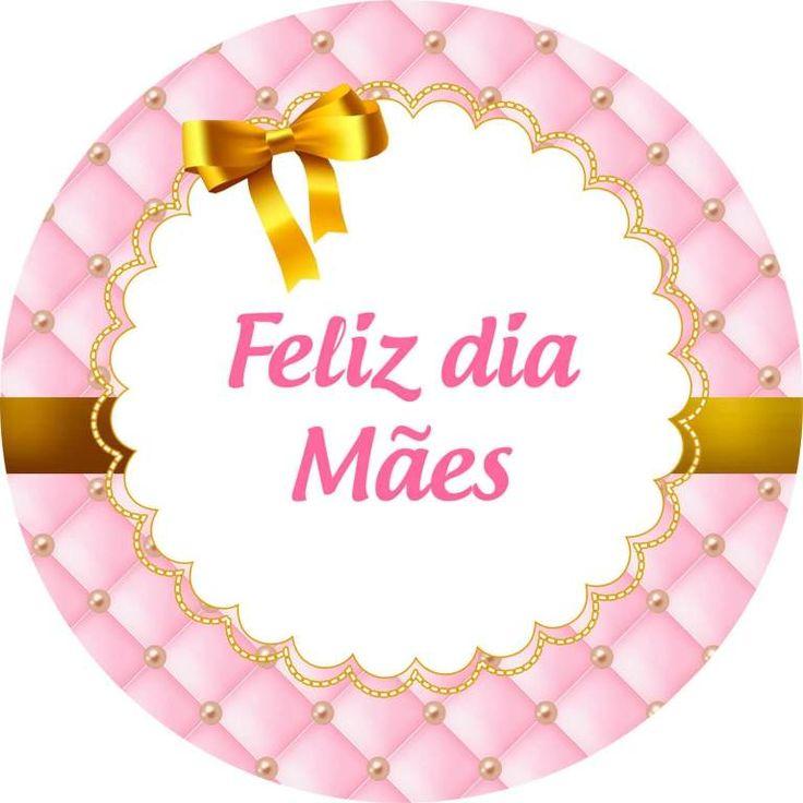 Kit Presente Dia Das Maes Gratis Para Imprimir Tag Dia Das Maes