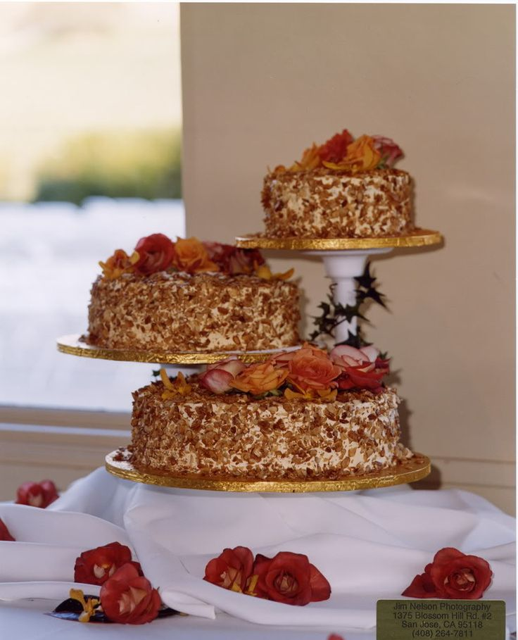 Wedding Cake Bakeries In San Jose Ca