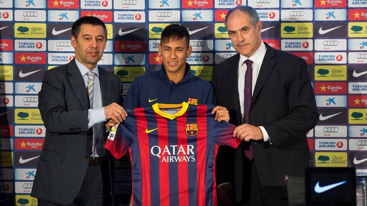 The top ten transfers that changed the world featuring Neymar (Video)