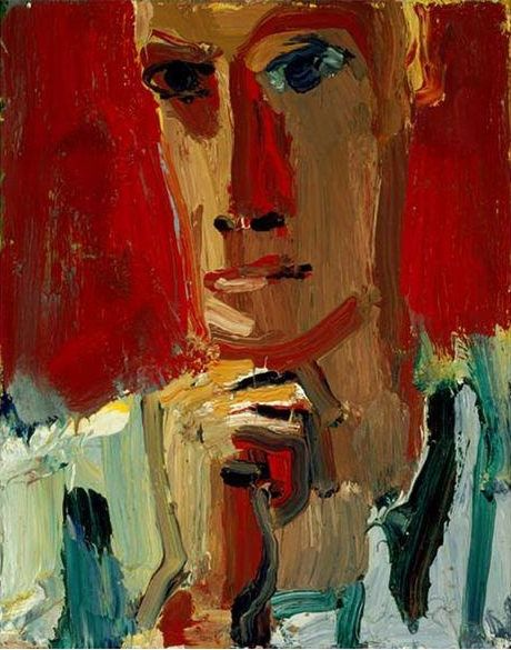 David Park, (1911 MAR 17 - 1960 SEP 20), Bay Area Figurative School (or Movement)