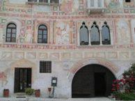 Il Palazzo Dipinto, Ristorante La Torre, Castello di Spilimbergo - Spilimbergo (PN)