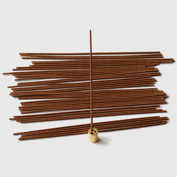 Incense Stick Holder: Gold Metal Multi Stick Slot A by UmeIncense