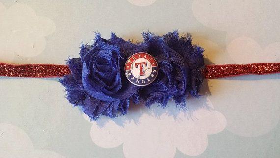 Tx Rangers Headband