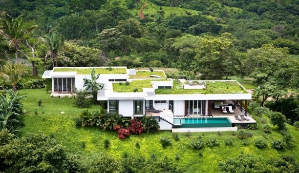 I could live here.....3 bedrooms and in costa rica...