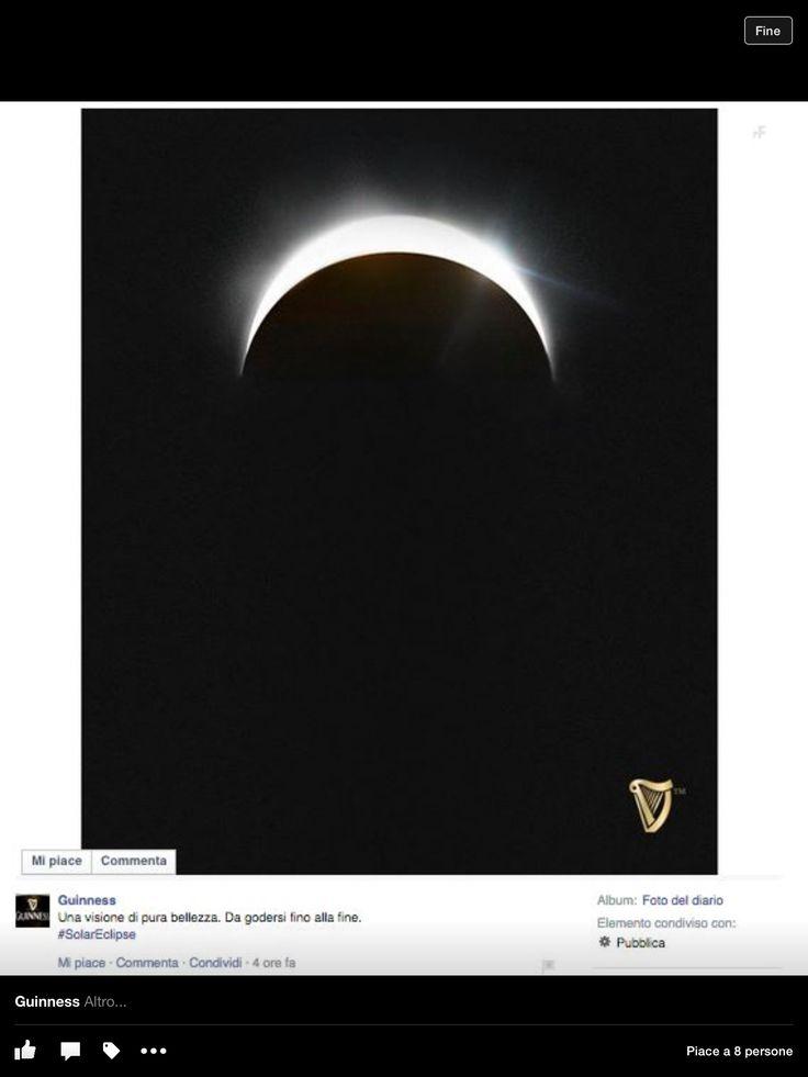 Da godersi fino alla fine #SolarEclipse