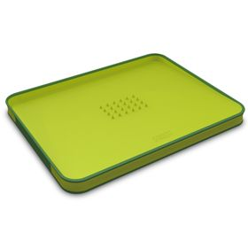 Joseph Joseph Cut Plus Small Multi Function Chopping Board Green