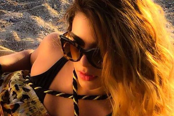 "Eleftheria hits the beach in music video for ""Hot Nights"""