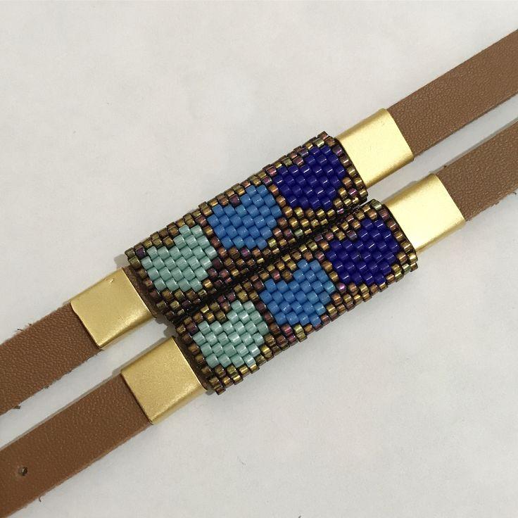 2530 best bileklik images on Pinterest   Beaded bracelets, Beaded ...