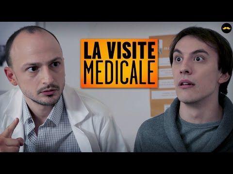 La Visite Médicale (Valentin Vincent) - YouTube