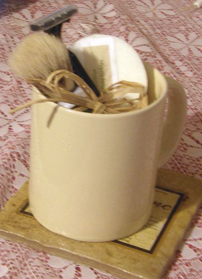 Old Fashioned Shaving Soap Recipe