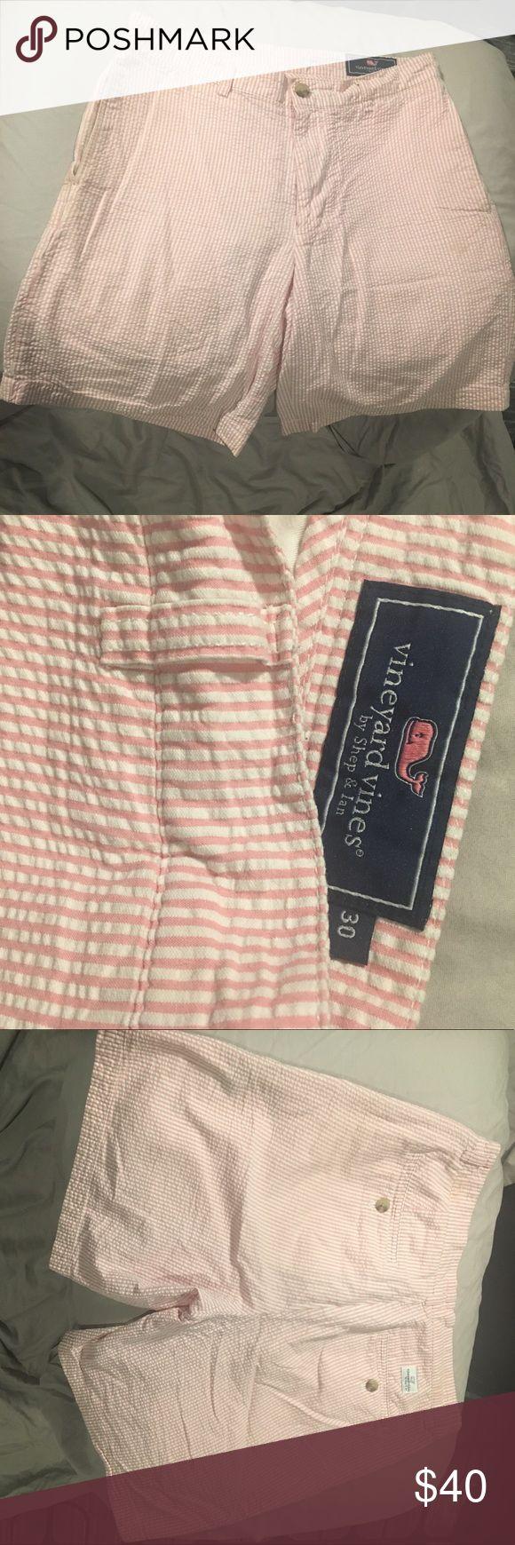 I just added this listing on Poshmark: Vineyard Vines Pink Seersucker Shorts. #shopmycloset #poshmark #fashion #shopping #style #forsale #Vineyard Vines #Other