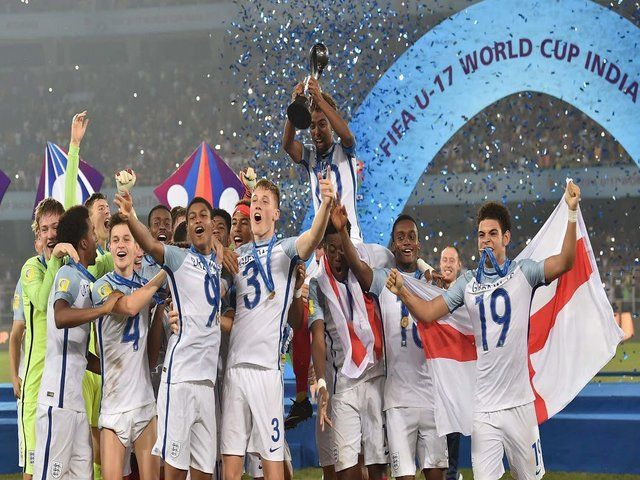 Resurgence in English football begins with U-17 World Cup win- http://sportscrunch.in/resurgence-english-football-begins-u-17-world-cup-win/  #1966WorldCup, #EnglandNationalFootballTeam, #FIFAU-17WorldCup2017, #Kolkata, #WorldCupWinners  #Football