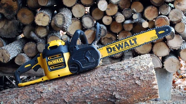 More than a year after its release, the DeWalt 40V Max Chainsaw is still a legitimate player in the cordless chainsaw race.   #DeWalt #chainsaw #ope #forestry #landscpaing #tools #powertools  https://www.protoolreviews.com/tools/outdoor-equipment/dewalt-40v-max-chainsaw-review/20452/
