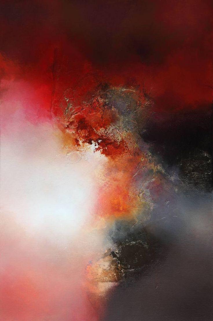 """Saatchi Art Artist Eelco Maan; Painting, """"Inner life (sold)"""""""