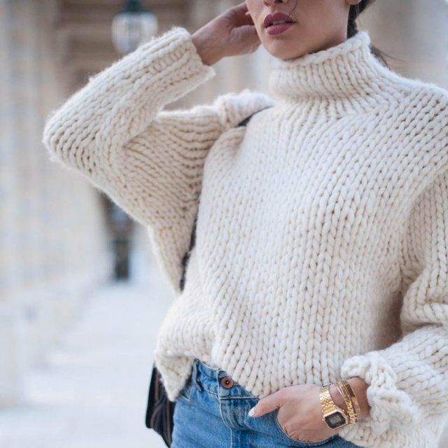 14 pulls que l'on a envie de se tricoter!