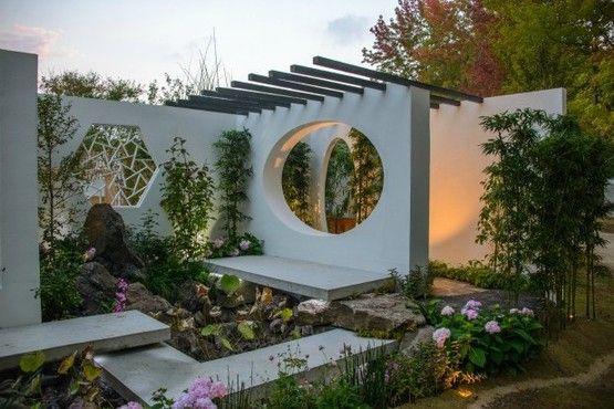 PICTURES: Inspiring gardens from Japan's World Flower Gardening Festival