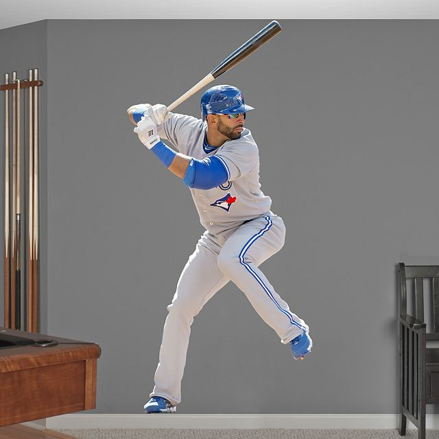 MLB Toronto Blue Jays From Fathead Make A Bold Statement That Cheap Alternatives Cannot Compare To