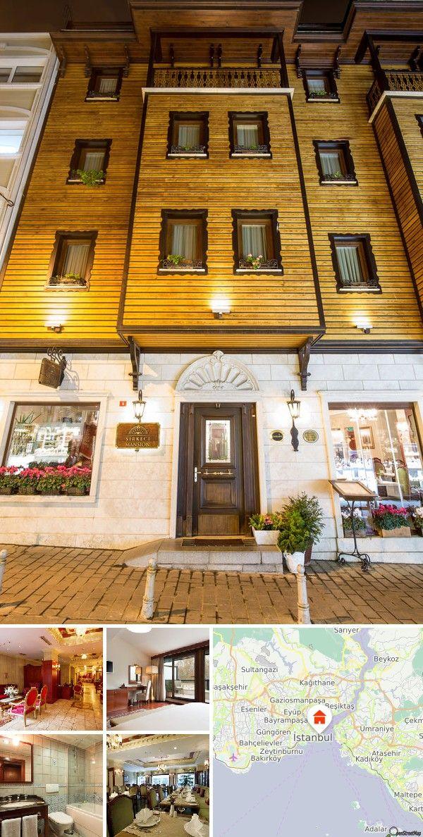 Cet hôtel de charme se trouve à 10 min à pied de célèbres attractions touristiques d'Istanbul, telles l'église Aya Sofia et le palais Topkapi ; par les transports en commun, il est à 15 min de la place Taksim qui offre une vie nocturne animée. L'aéroport international Atatürk est à 18 km, et l'aéroport international de Sabiha Gokcen à 45 km. La station de tramway la plus proche (Gulhane) est à moins d'une minute à pied de l'hôtel.