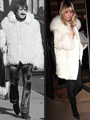 Sonny (1968) - Kate Moss (2010)