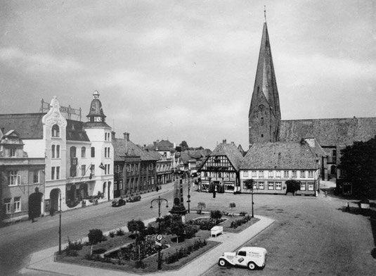 Markt vor 1943