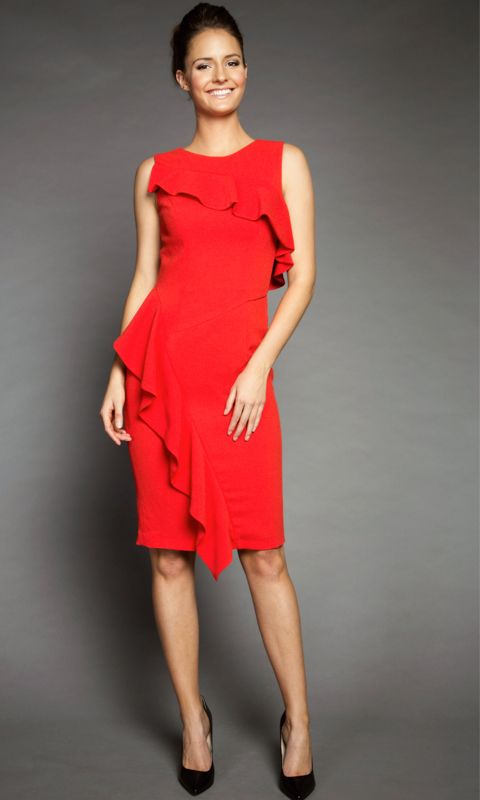 AlibiOnline - Imagine Dress by PINK RUBY, $165.00 (http://www.alibionline.com.au/imagine-dress-by-pink-ruby/)