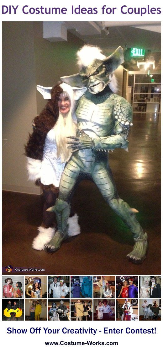 22 best costumes images on pinterest halloween ideas halloween homemade costumes for couples solutioingenieria Images