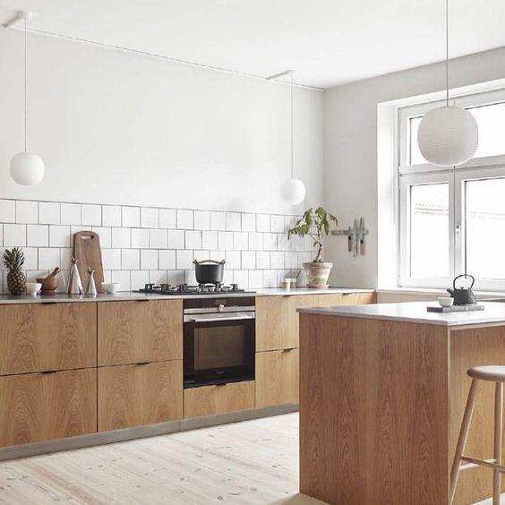 Amazing SemiHandMade IKEA Kitchens
