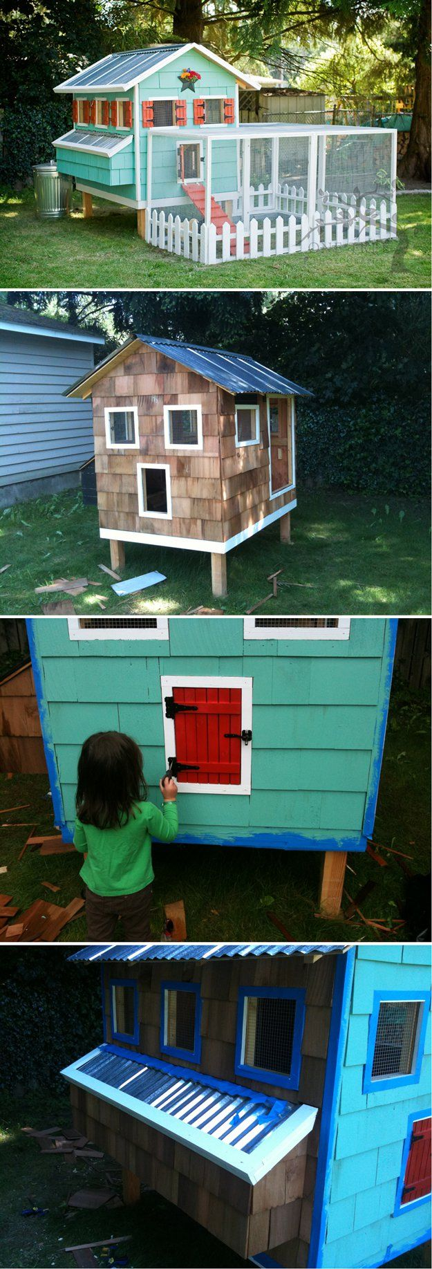 23 best chicken coops images on pinterest chicken coop designs