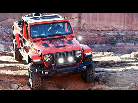 Video 2019 Jeep Gladiator Gravity Awesome Trail Machine Jeep Gladiator Gravity Trail Machine Offroad Video Jeep Gladiator Jeep Gladiator