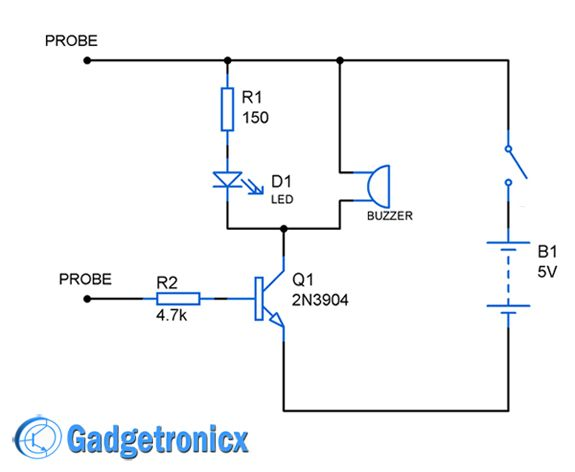 96 best electronic circuits images on pinterest circuits rh pinterest com electronic quiz buzzer circuit diagram