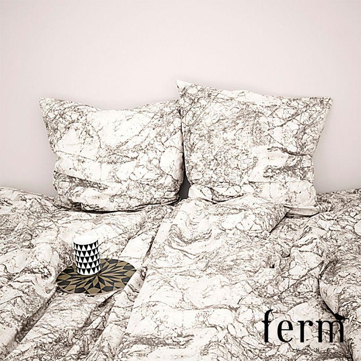 Ferm Living Marble Bedding