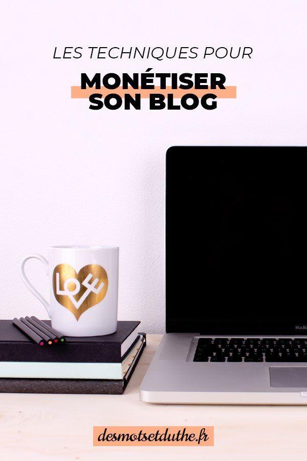 comment ce faire de largent avec un blog