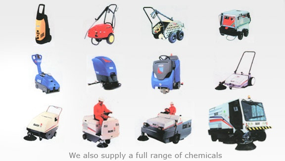 Industrial Cleaning Equipment - Reno     http://www.Dreumex.com