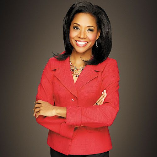 news anchor keba arnold...u can still live a normal life...a new normal