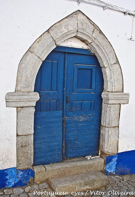 Arronches - Portugal,  love the pointed archway