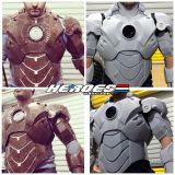 How to build Costumes for cosplay . Step by Step Video Tutorials. Free Character Pepakura Files available for download. Iron man, Master Chief, Star Wars, Predator, Aliens and many more.
