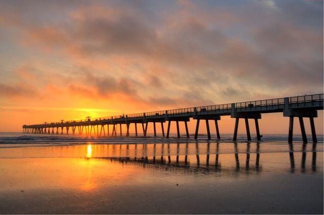 Sunrise Jacksonville Beach Florida  Near Durbin Crossing. New homes for sale in St. Johns County, FL