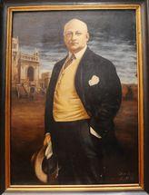 El General Miguel Primo de Rivera, retrato de Taldel Carlybe