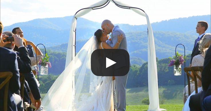Brides: Watch Jana Kramer and Michael Caussin's Wedding Video