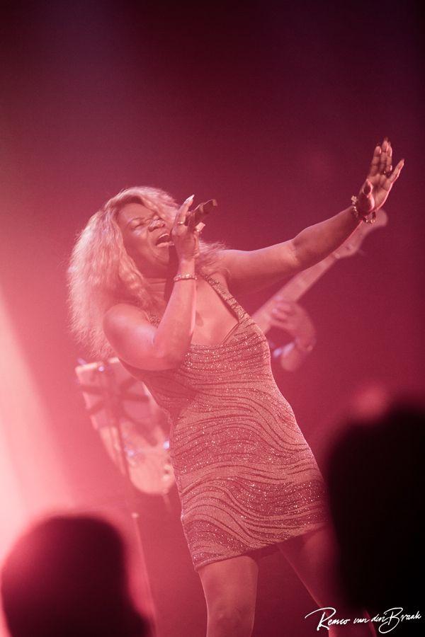 Tina Turner Tribute show - Hildegard Kooy